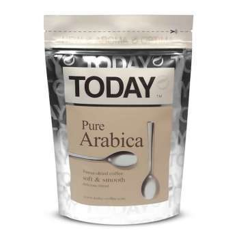 Кофе растворимый Today Arabica 75г пакет